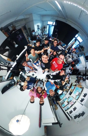 Instagrammers at BCSG1